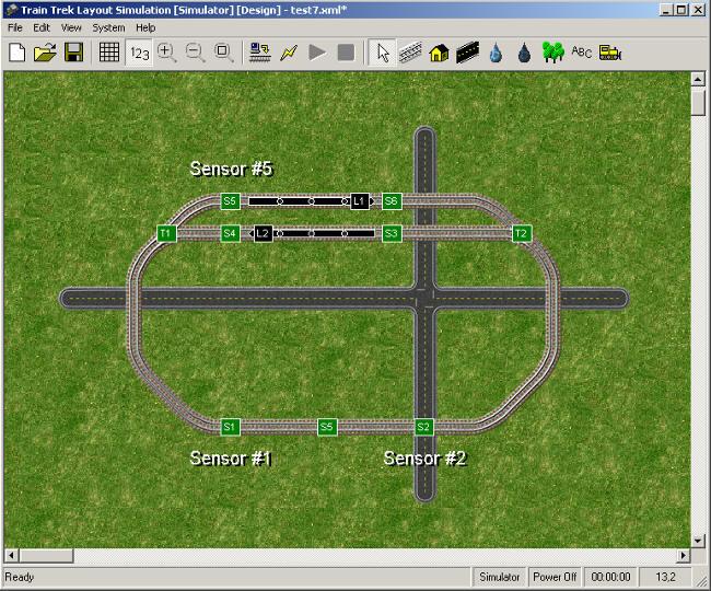 Train Trek Layout Simulation (LS)™ – Tayden